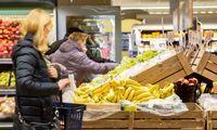 Vartotojų pasitikėjimo rodiklis gruodį padidėjo 1 proc. punktu