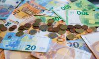 Centrinės valdžios deficitas – 3,46 mlrd. Eur