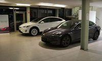 """""""Tesla"""" Lenkijoje: atidarytas pirmasis salonas, planuojama tinklo plėtra"""