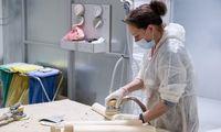 Po medikų virusas dažniausiai čiumpa pramonės darbuotojus
