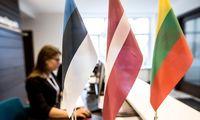 Prasidėjo Lietuvos pirmininkavimas Baltijos Ministrų Tarybai