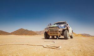 Dakaro maratone liko 6 Lietuvos ekipažai