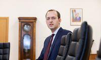 Susisiekimo ministras M. Skuodispristatė savo komandą