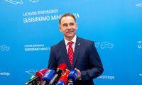 """""""ConnectPay"""" nepriklausomu valdybos nariu tapo R. Masiulis"""