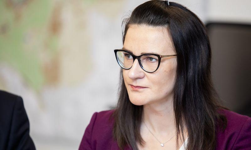 """Daiva Garbaliauskaitė nuo sausio 5 d. eina energetikos viceministrės pareigas. """"Scanpix"""" nuotr."""