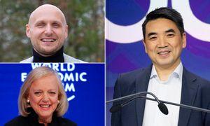 2020-ųjų CEO: kas šovė į viršų, ką pandemija parklupdė