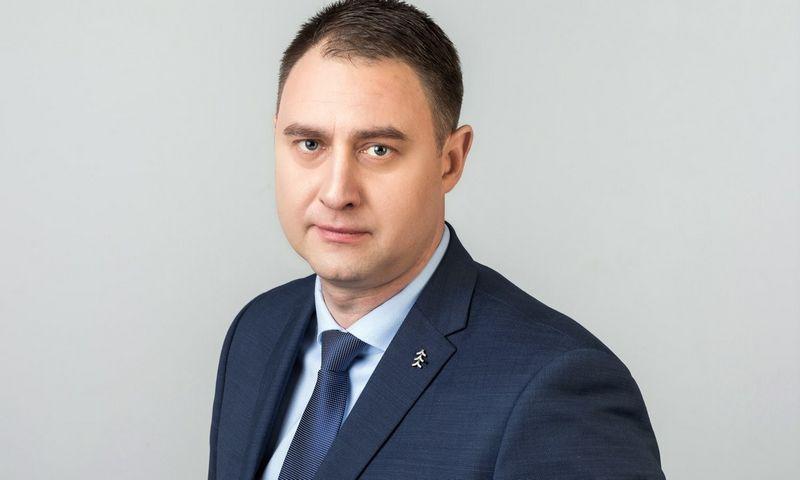 Valdas Kaubrė, VĮ Valstybinių miškų urėdijos vadovas.