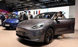 """Euforija biržoje – šluoja viską, """"Tesla"""" sulaukė įtakingų užtarėjų"""