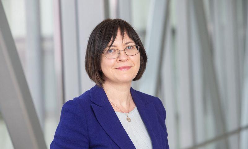 Edita Žiobienė, Vaiko teisių apsaugos kontrolierė. Juditos Grigelytės (VŽ) nuotr.