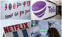Aukso laikas TV platformoms: gruodis vėl rekordinis
