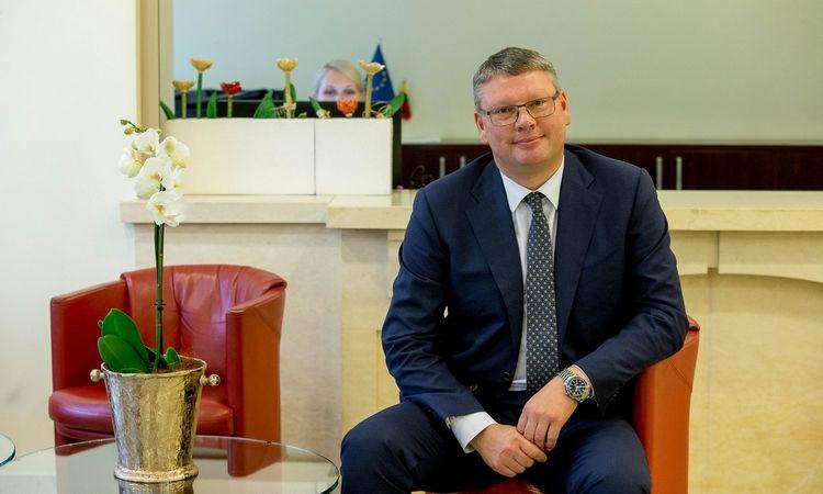 """Artūras Vainora, UAB """"Centrum"""" gen. dir., Viešbučių ir restoranų asociacijos viceprezidentas. Vladimiro Ivanovo (VŽ) nuotr."""