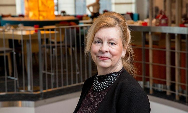 Dalia Matukienė, Lietuvos smulkaus ir vidutinio verslo tarybos pirmininkė. Juditos Grigelytės (VŽ) nuotr.
