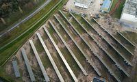 """""""Lifosoje"""" pradėjo veikti 1 MW saulės jėgainė"""