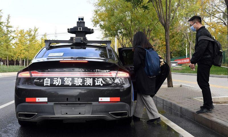 """Ren Chao (""""Scanpix"""" / """"Xinhua"""") nuotr."""