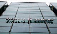 VAAT paliko Šiaulių bankui skirtą 0,88 mln. Eur baudą