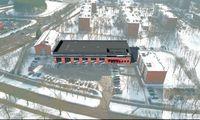 Vilniuje už 3,03 mln. Eur rekonstruojama ugniagesių stotis