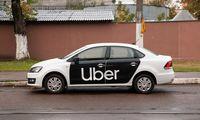 """""""SoftBank"""" pardavė """"Uber"""" akcijų už 2 mlrd. USD"""