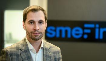 """SME Finance"" lizingo bendrovei vadovaus T. Šūmakaris"