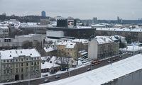 """Paveldosaugininkai """"Rewo"""" įmonės reikalauja atstatyti statinius Vilniaus Žygimantų g."""