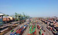 Krovinių iš Kinijos gabenimas atpigs pavasarį, bet į senąjį lygį kainos negrįš