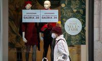 Vokietijos ekonomika 2020 metais susitraukė 5%
