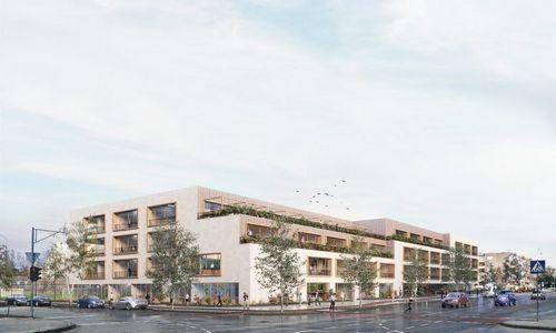 Gimnaziją Vilniaus Pilaitėje nori statyti dvigubai daugiau rangovų nei Lazdynų baseiną