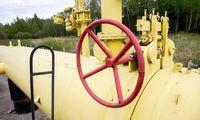 Per Lietuvą į Latviją pernai transportuota rekordiškai daug dujų