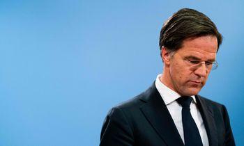 Nyderlandų vyriausybė atsistatydina dėl vaiko išmokų skandalo