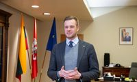 """G. Landsbergis: dėl ambasadorių JAV, Briuselyje skyrimo vyksta """"tyliosios derybos"""""""