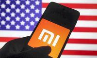 """JAV toliau spaudžia Kiniją –į """"juodąjį sąrašą"""" įtraukė ir """"Xiaomi"""""""