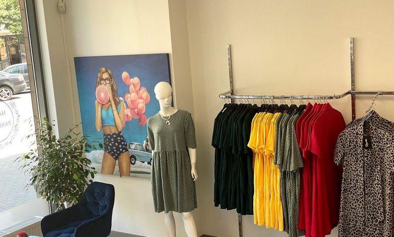 Naujas parduotuves padeda išsaugoti verslo diversifikacija. Įmonės nuotr.