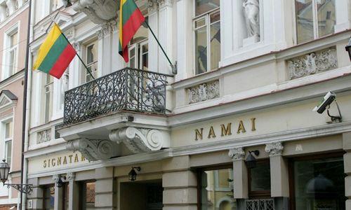 Neranda, kas Signatarų namuose Vilniuje atidarytų kavinę