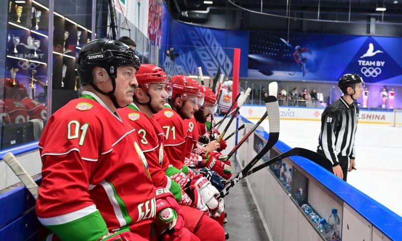 Aliaksandras Lukašenka. Scanpix/BelTA/Reuters nuotr.