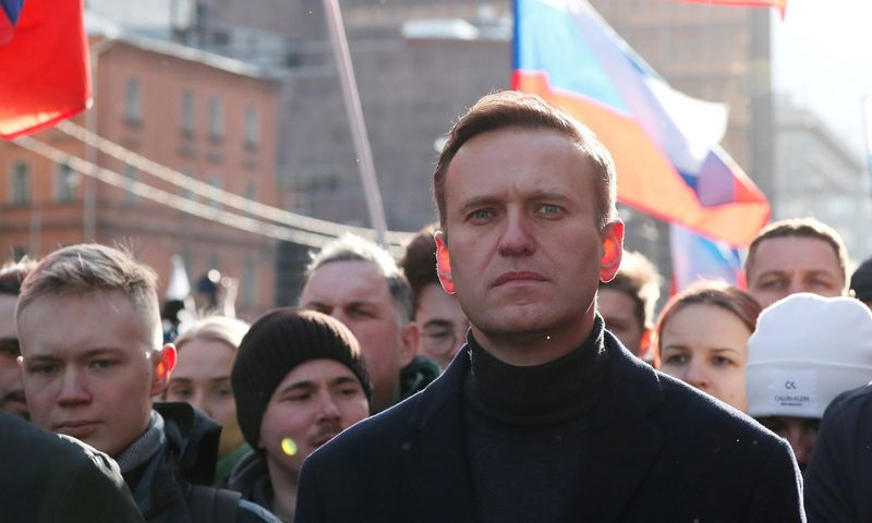 Aleksenus Navalnas. Scanpix/Reuters nuotr.