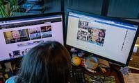 """Lenkija planuoja kurti """"žodžio laisvės"""" tarybą socialiniams tinklams"""
