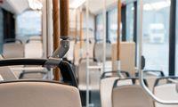 Mažėjant keleivių, vežėjus išlaiko siuntos