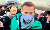 Maskva laukia sugrįžtant A. Navalno