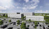 """""""Eikos statyba"""" gavo 31,2 mln. Eur užsakymą statyti mokslo centrą Santaros klinikų miestelyje"""
