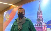 30-čiai dienų sulaikytas A. Navalnas ragina Rusijos žmones išeiti protestuoti