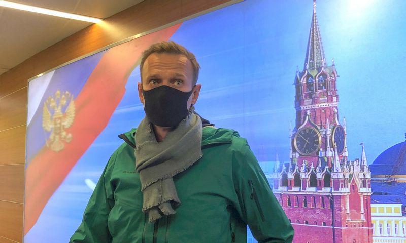 "Polina Ivanova (""Reuters / ""Scanpix"") nuotr."