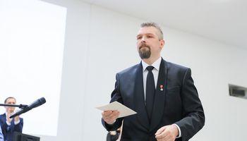 UNICEF Lietuvos nacionaliniokomiteto vadovu tapoV. Ilgius