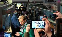 JAV griežtai pasmerkė A. Navalno sulaikymą Maskvoje