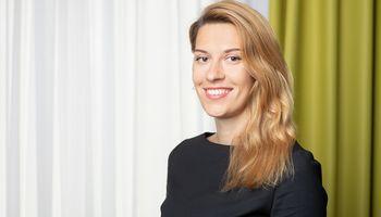 Paskirta SEB Baltijos šalių atitikties vadovė