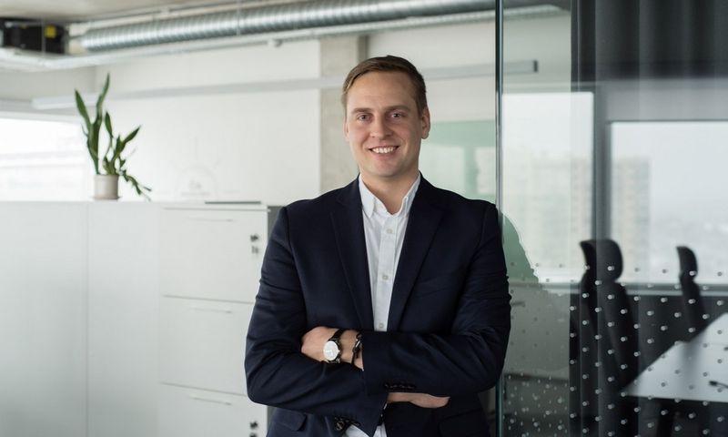 """GENERAL FINANCING BANKO Informacinių technologijų departamento direktorius Vygandas Jonušas: """"Teigiamos organizacijos kultūros dalis yra ir tai, kad visi veikia išvien."""""""