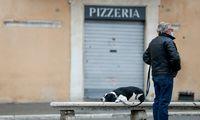 Italijos ir Ispanijos vyriausybėms dėl ES milijardų– naujas galvos skausmas