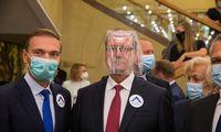 EP liberalų grupė pašalino V. Uspaskichą