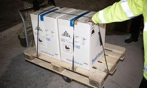 """COVID-19 vakcinas išvežios farmacijos logistikos įmonė""""Armila"""""""