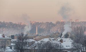 Paspaudus šaltukui Lietuva pasiekė energijos valandinio suvartojimo rekordą