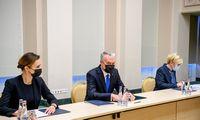 Aukščiausi valstybės pareigūnai siūlo steigti Nacionalinį krizių valdymo centrą