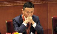 """J. Ma pasirodė viešumoje pirmą kartą po atšaukto """"Ant Group"""" IPO"""